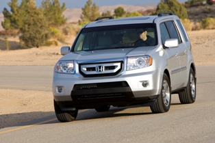 The All New, Alabama Built 2009 Honda Pilot Arrives At Honda Dealerships  Nationwide Today, Marking The Start Of Customer Sales Of The Innovative  Sport ...