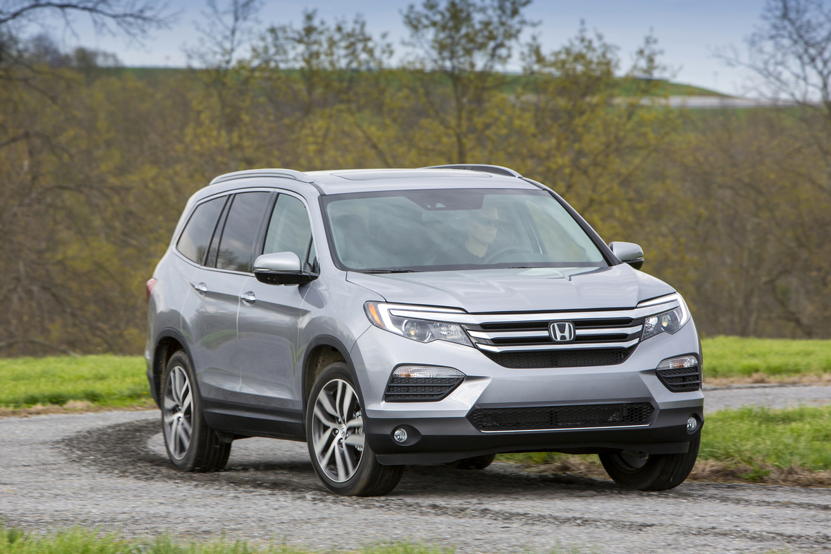 ​All-new 2016 Honda Pilot on sale June 18