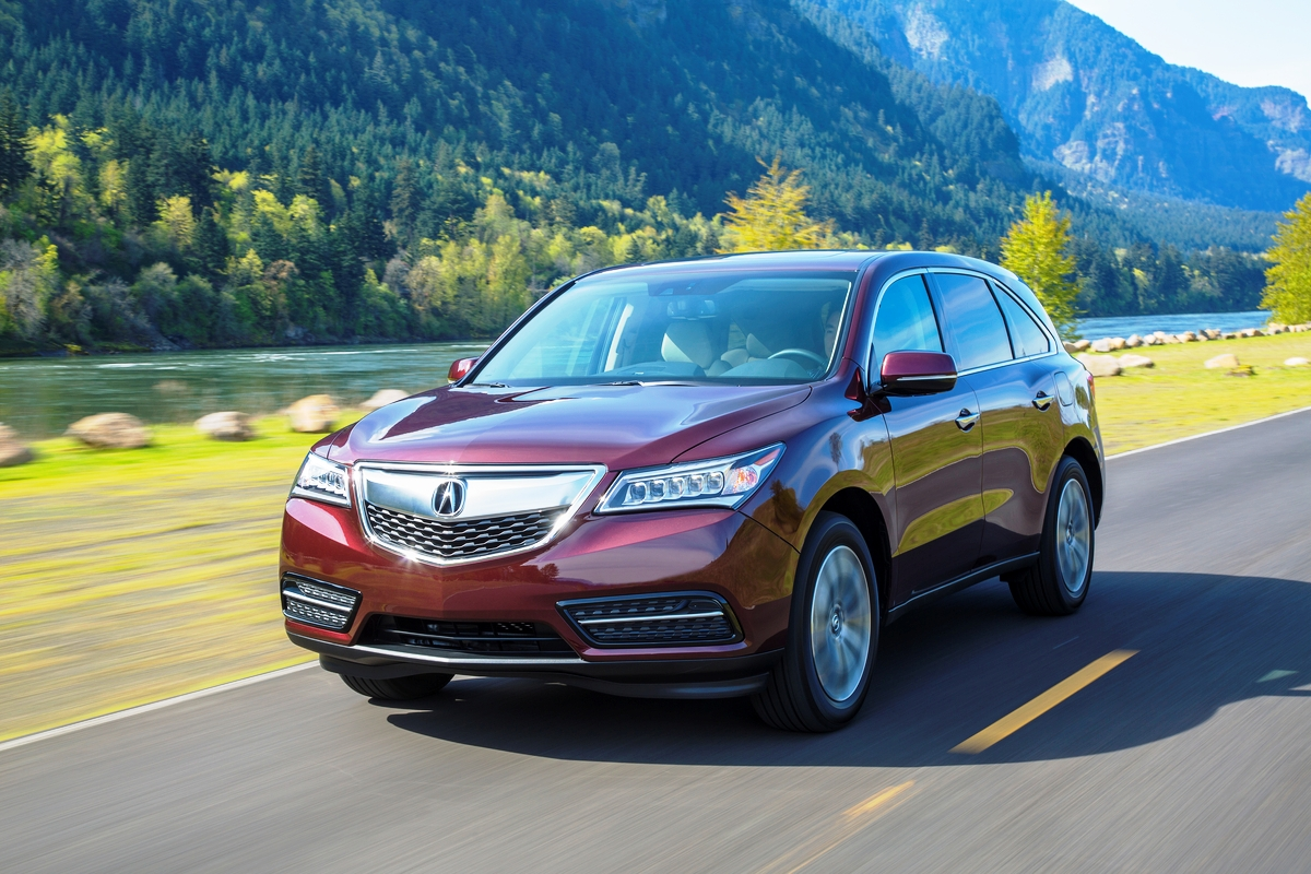 ​2015 Acura MDX Named KBB.com Best Buy: Luxury SUV/Crossover