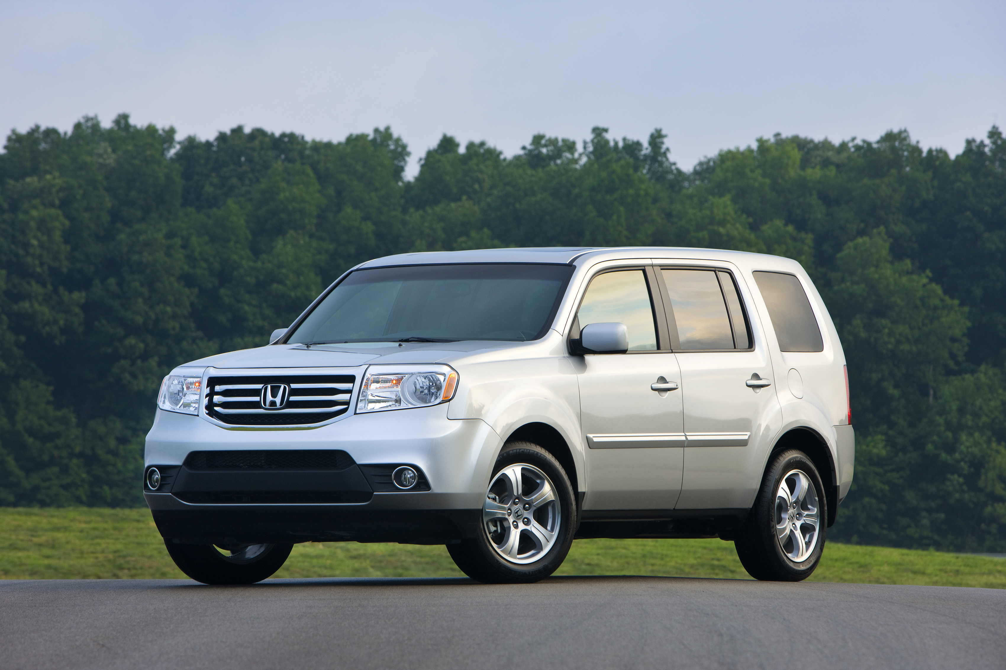 The Go-Anywhere, Do-Anything 2015 Honda Pilot Adds Even More Value with New Special Edition