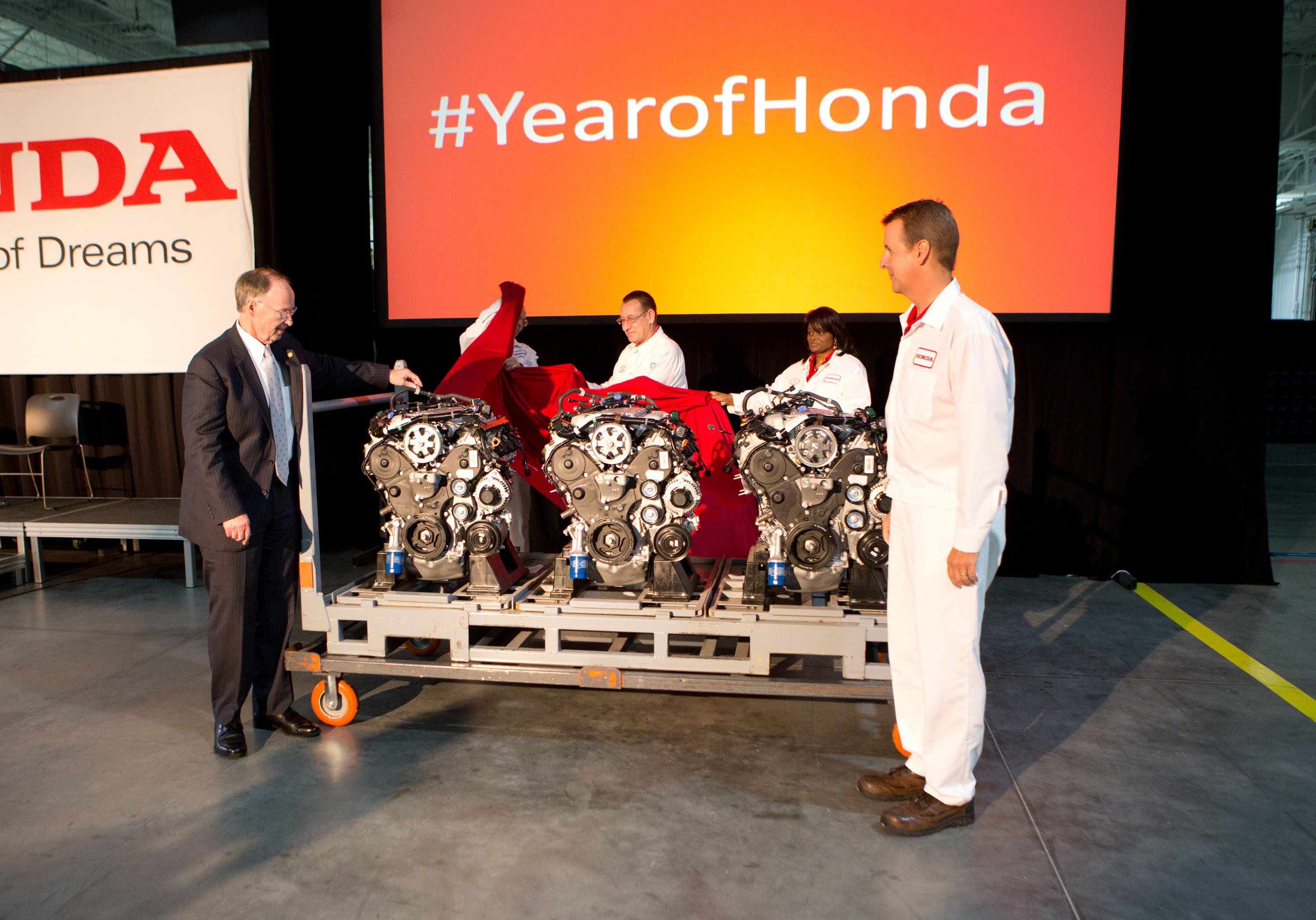 ​Honda Alabama Achieves Breakthrough With New $71.4 Million Automated Engine Assembly Facility