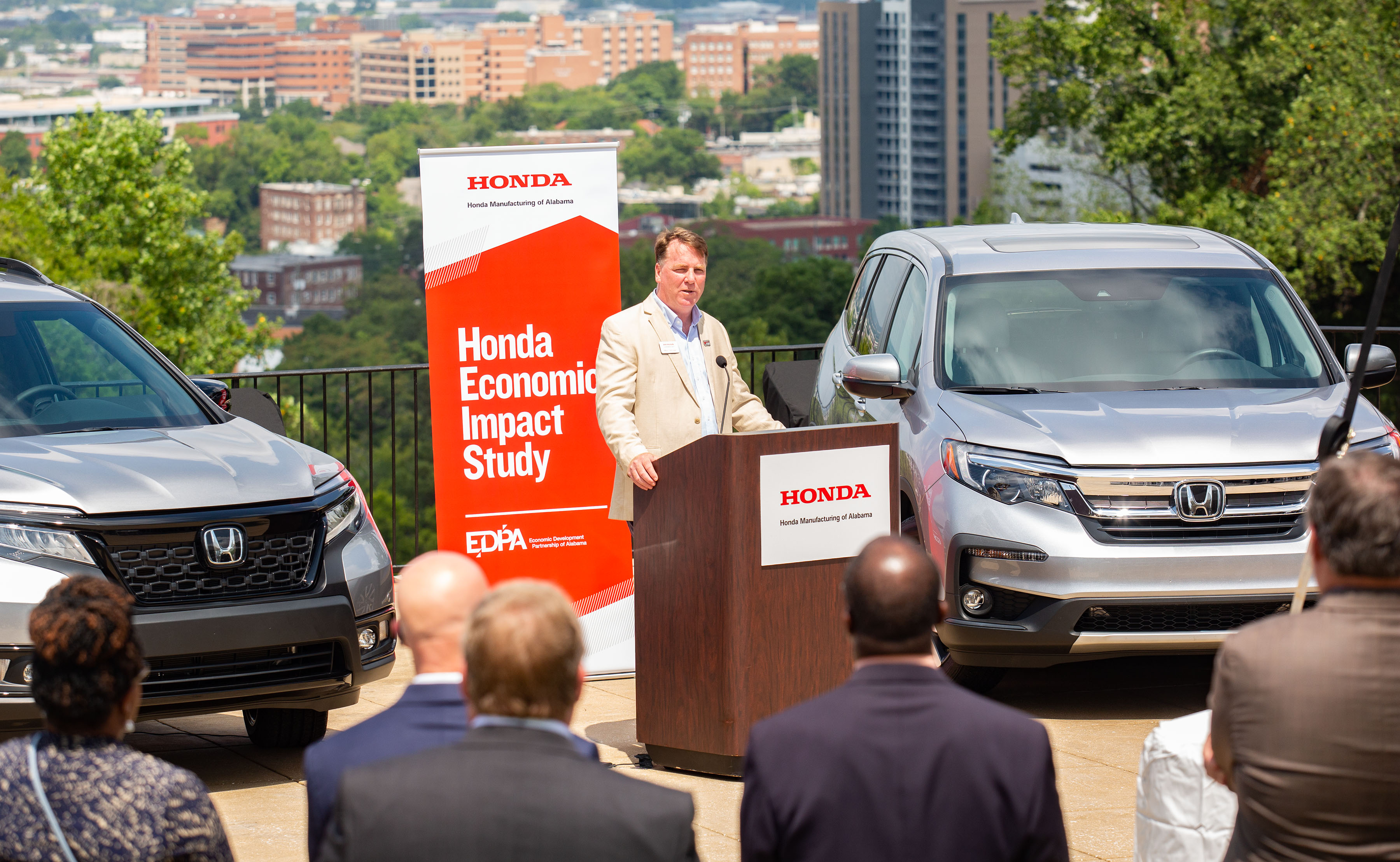 Honda Responsible For $12 Billion Annual Economic Impact and 45,000 Jobs in Alabama