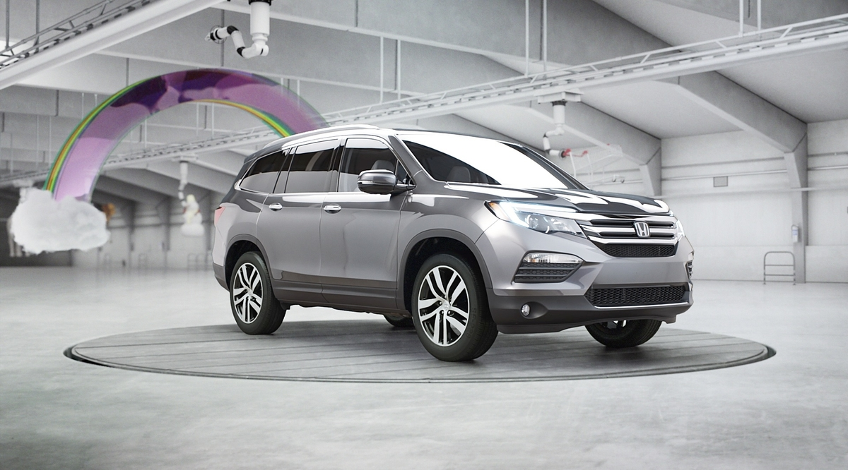 ​All-New 2016 Honda Pilot advertising campaign emphasizes the Pilot is 'Ready for Anything'