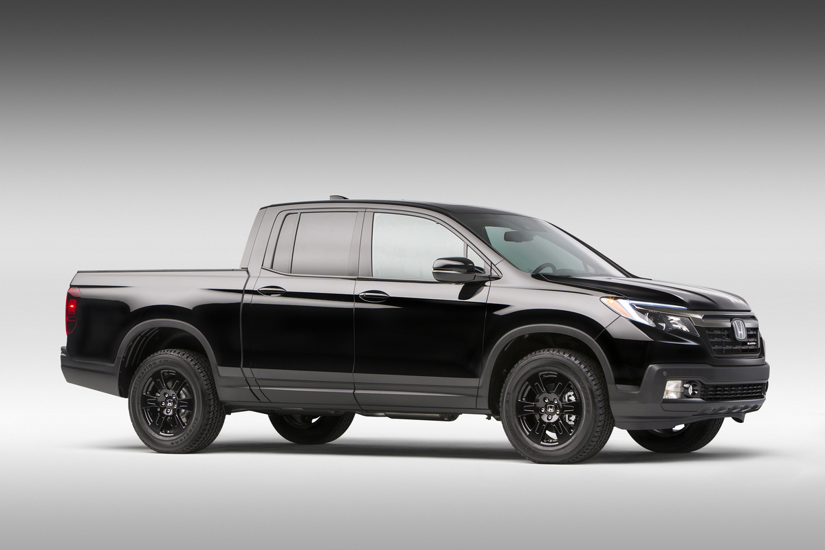 "​All-New, Innovative 2017 Honda Ridgeline Wins ""North American Truck of the Year"" Award"