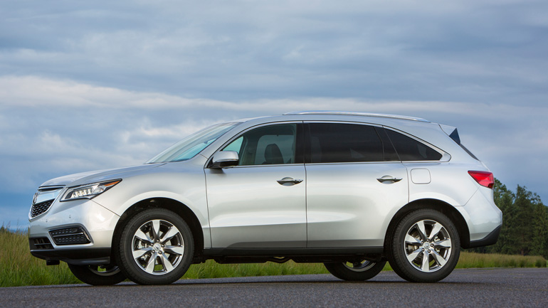 """Alabama-made Acura MDX Honored for """"Industry First"""" Innovation"""