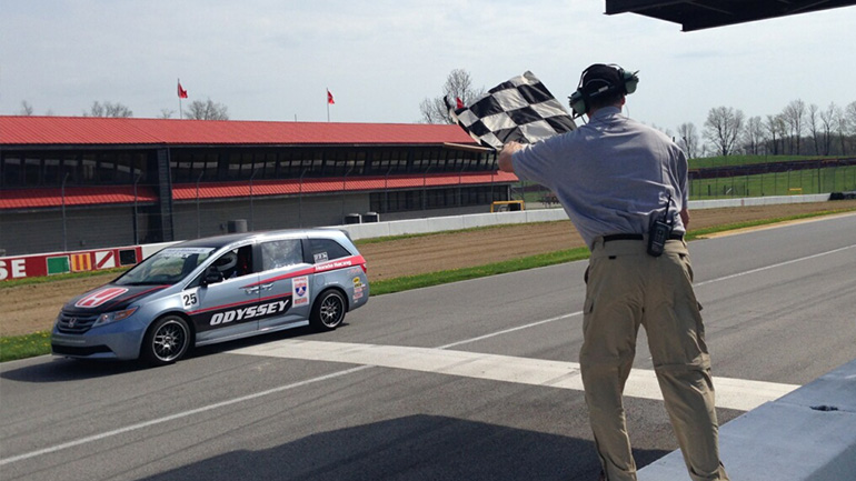 HMA Race Team takes on One Lap of America