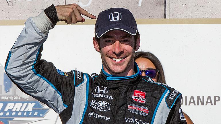 Pagenaud, Honda Win Inaugural Grand Prix of Indianapolis