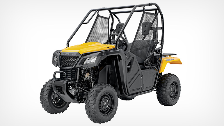Honda of South Carolina starts production of Pioneer™ 500 Side-by-Side